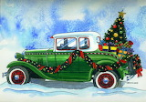 ^ Vintage Christmas ~ Mark Jennings
