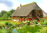 Chaumière Normande, France