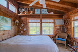 Beach Cabin Bedroom