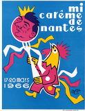 Nantes carnaval 1966_©Archives de Nantes