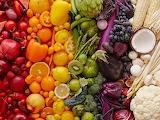 Eat your Rainbow Vegetables