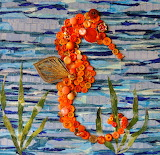 Recycled Seahorse