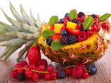 ☺♥ Fruit salad...