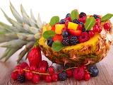 ☺♥ Fruit salad...