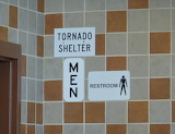 Waiting It Out Here, El Reno Tornado Shelter