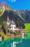 Lago montañas47
