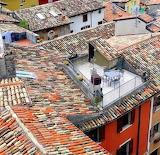 Terrace Amongst Rooftops