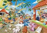 Lilo and Stitch in the Market