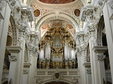 The largest church pipe organ in Europe with 17774 pipes in the