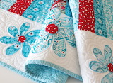 Red, White, and Blue Quilt