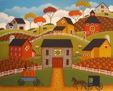 Barn Quilts v2 - Mary Charles