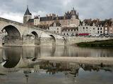 Ville et château de Gien (Loiret)