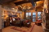 Colorado Cabin Master Suite