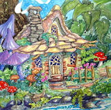 Tucked Away for Fairies, Alida Akers