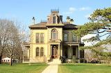Italianate style Victorian Home Clover-Lawn
