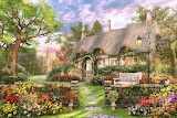 Church Lane Cottage ~ Dominic Davison