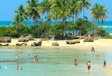 Brazilië Sergipe Strand