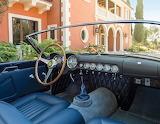 1958 Ferrari 250 GT LWB California Spider interior