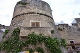 Torre del ponte Peschici Puglia Italy