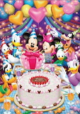 Mickey and Friends Happy Birthday