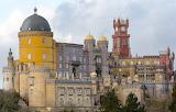 Pena National Palace B, Sintra, Portugal