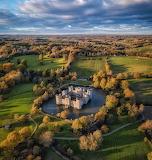 ^ Bodiam Castle, East Sussex, England