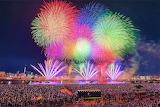 Sumida River Fireworks Festival, Japan