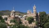 Castillo colomaris-benalmadena-puerto