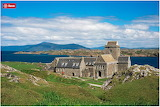 Iona Scotland Abbeye