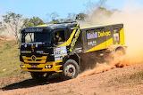 Mercedes-Benz Rally Truck