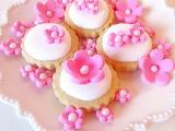 Flowery cookies @ Postreadicción