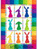 ^ Bunnies Galore Quilt