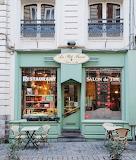 Shop bistro France