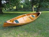 Cedar Strip Canoe 2
