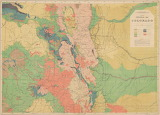 Geological Map of Colorado 1877