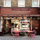 Bakery shop London England