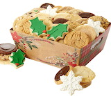 ^ Christmas Cookie Box