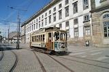 Tram in Porto - Portugal