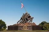 Memorial of the Iwo Jima Battle