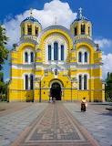St Volodymyr's Cathedral, Ukraine