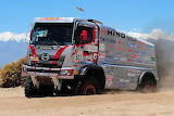 Hino Rally Truck