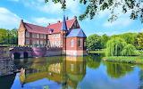 Castle huelshoff, germany