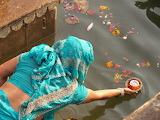 sur le Gange