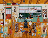 A day at the general store-Joseph Holodook