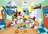 Thanksgiving at Mickey's