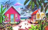 #Island Print by Ray Rolston