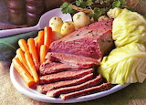 #St. Patrick's Day Traditional Corned Beef & Cabbage