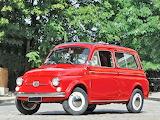 1962 Fiat 500 Giardiniera