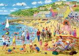 Sun and Sandcastles - Sarah Adams
