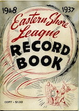 Eastern Shore Baseball Record Book, 1937-1948